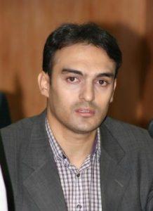 دکتر علیرضا رعایتجهرمی دامپزشک استاد دانشگاه شیراز